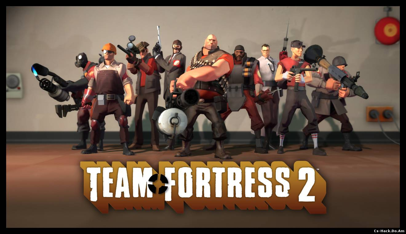 TF2 Wallhack + Color Skin