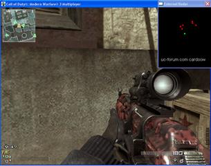 Radar для Modern Warfare 3