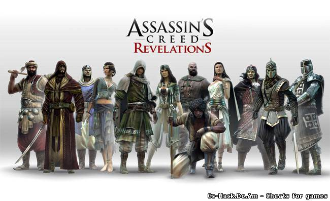 Save для Assassin's Creed: Revelations
