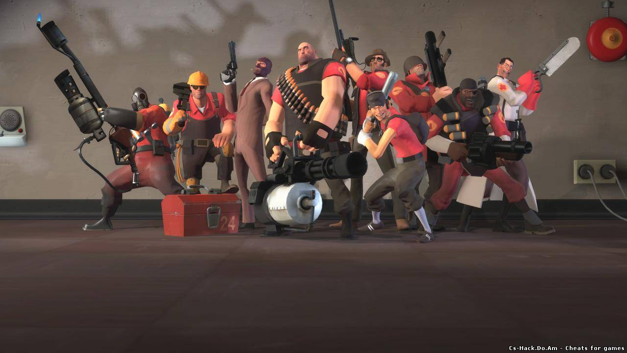 TF2 Box ESP (Updated) - Чит для Team Fortress 2