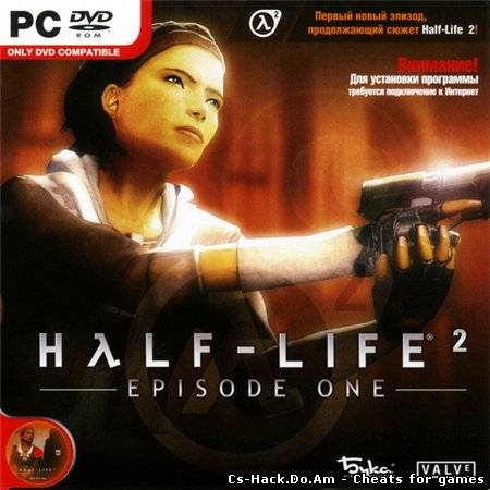 Half-Life 2: Episode One (PC/2006/RUS/RePack by R.G.Creative)